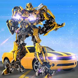 变形汽车机器人模拟器