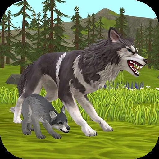 模拟狼生存