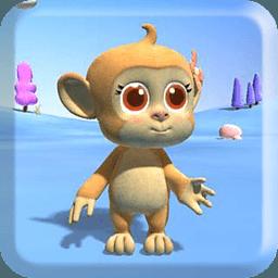 会说话的猴子