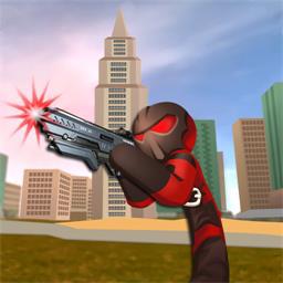 火柴蜘蛛侠英雄