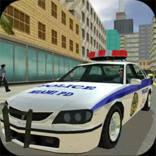 城市警察英雄