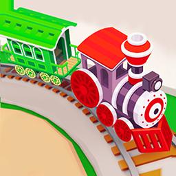 旋转小火车