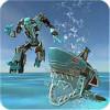 机器人鲨鱼