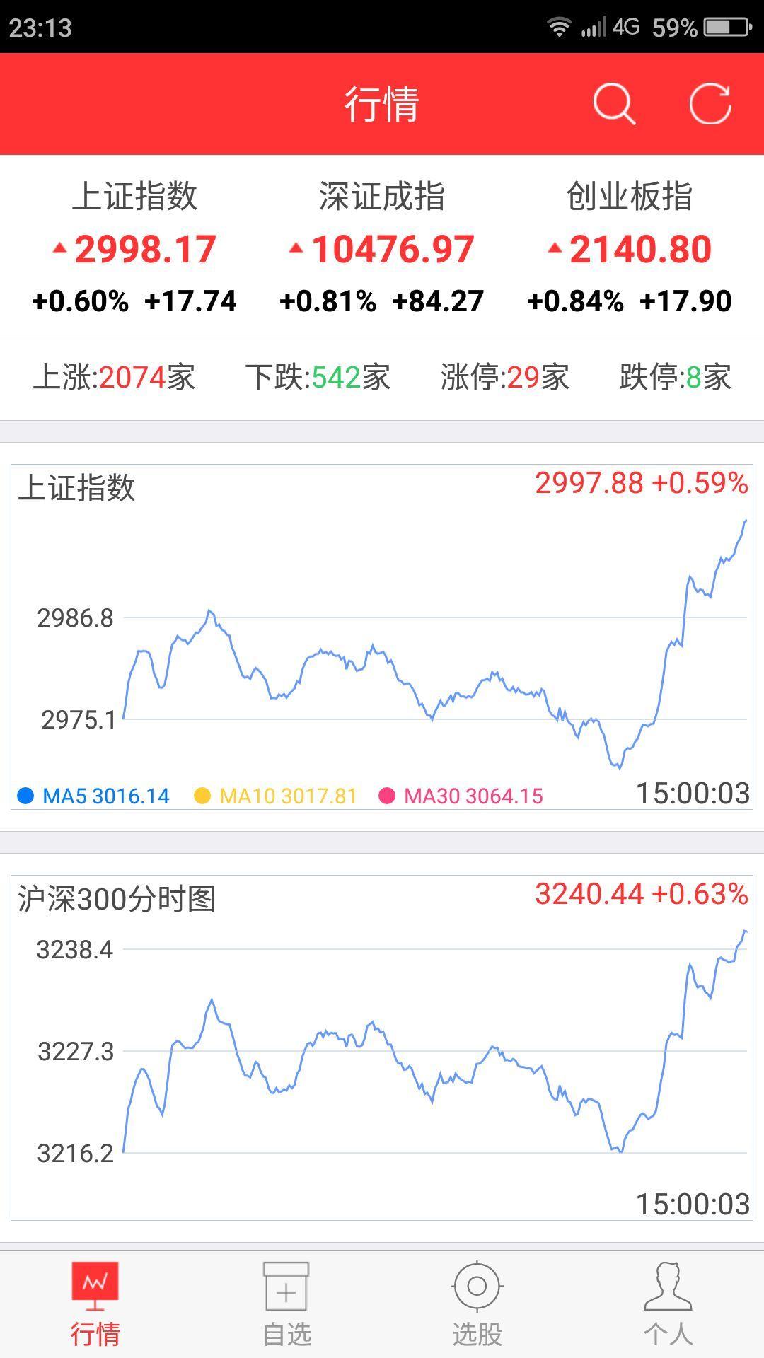 股票短线宝软件截图0