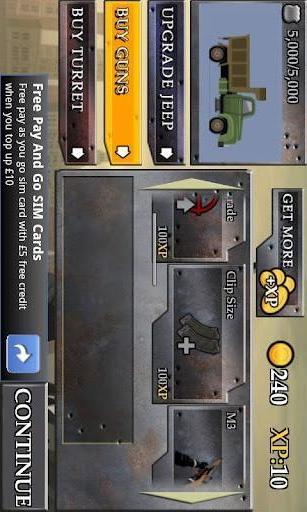 黑手党枪战 Mafia Game - Mafia Shootout软件截图1
