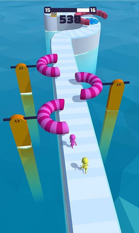 水上障碍赛
