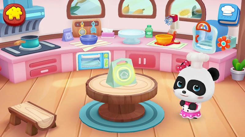 奇妙蛋糕店:宝宝巴士软件截图1