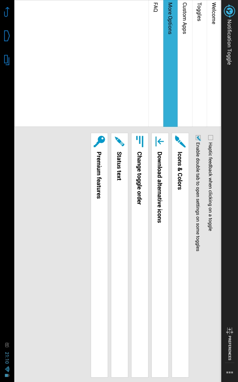 Notification Toggle软件截图1