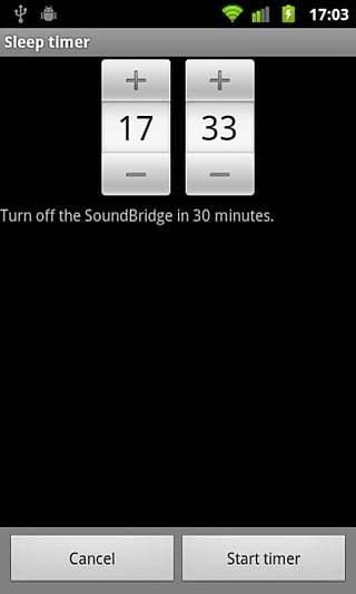 Remote for SoundBridge软件截图1