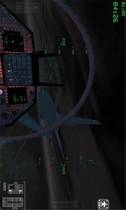 F18舰载机模拟起降软件截图0