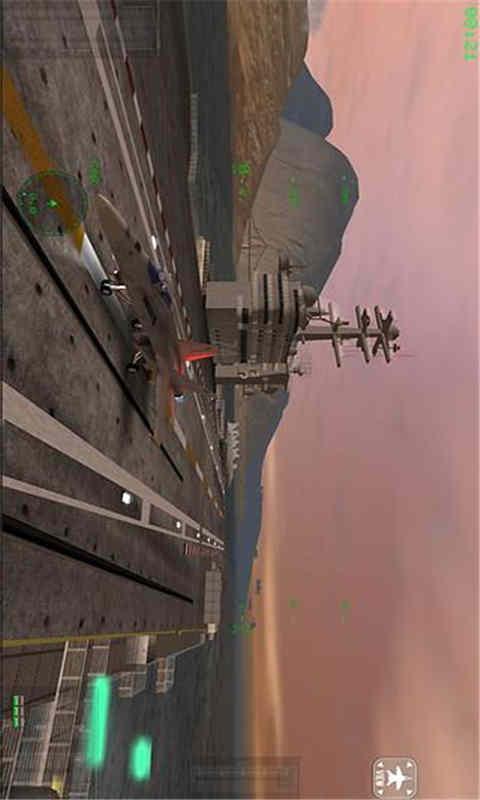 F18舰载机模拟起降软件截图2