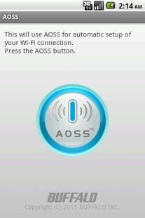 AOSS无线热点软件截图0