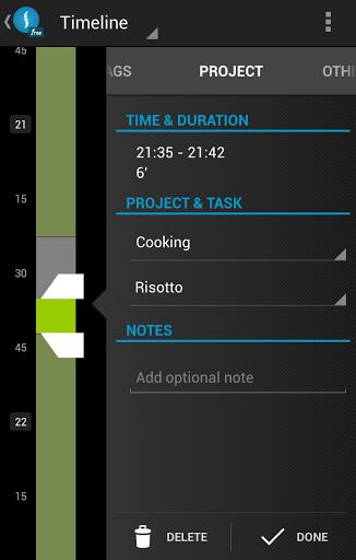 时间追踪管理软件截图1