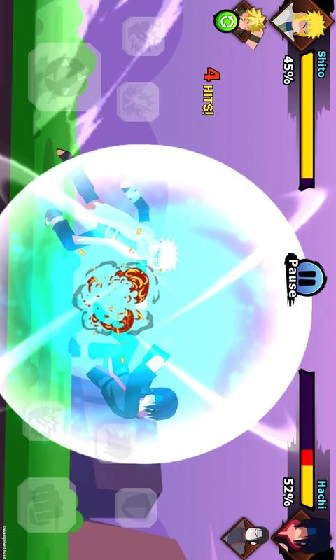 火影忍者:火柴人格斗软件截图2
