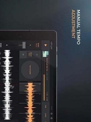 音乐DJ混音器软件截图3