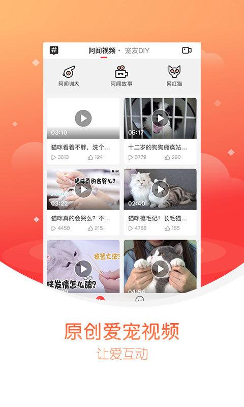 阿闻宠物软件截图2