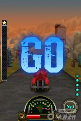 3D暴力飞车(震撼)