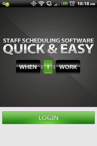在线工作时间表软件截图1